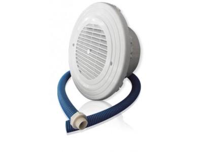 built-in underwater speaker - ABS  front